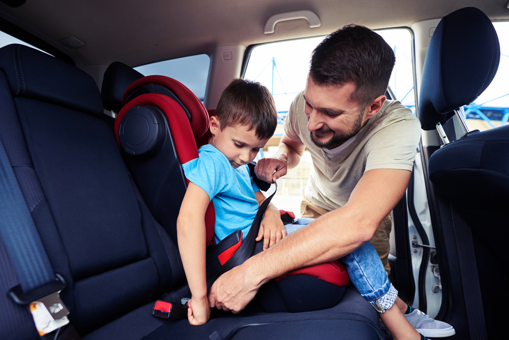 Seat Check: Your Guide To Car Seats