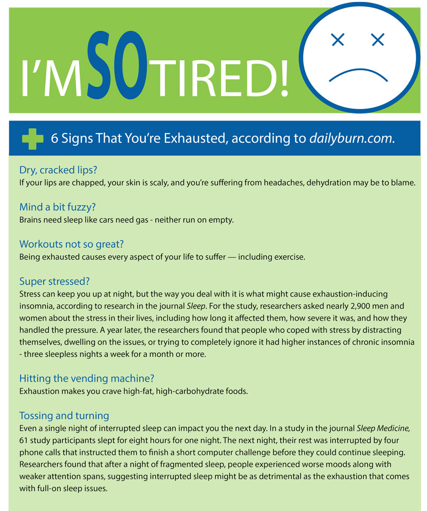 TIRED ALL THE TIME! 7 Common Medical Issues If It's Not Just Fatigue