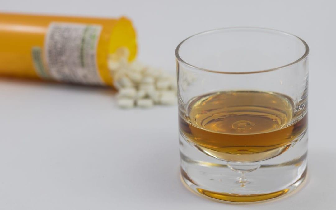 antibiotics and alcohol